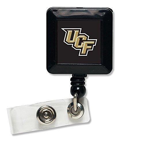 Wincraft UCF Badge Holder University of Central Florida Retractable Work ID Holder UCF Logo