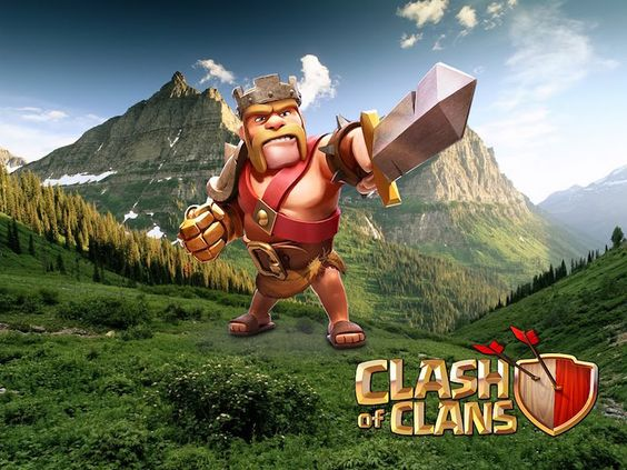clash of clans mod by vinci