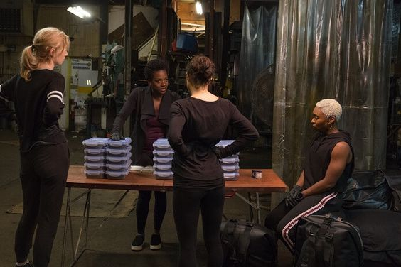 'Widows' Trailer #2: Viola Davis Assembles a Female Crew to Pull Off a Heist