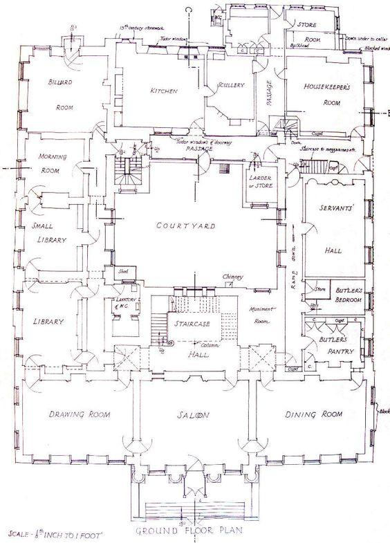 Historic Home House Plans House Design Ideas
