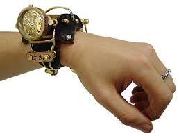 steam punk watch