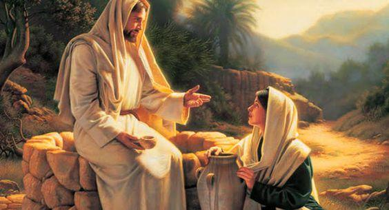 Conhecimentos do Pai: Histórias Bíblicas - Jesus e A Mulher Samaritana:
