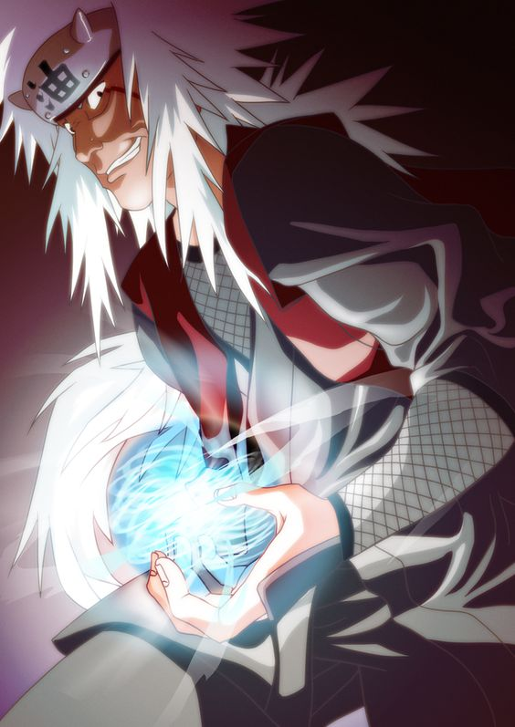 B'day commission jiraiya by cwutieangel on DeviantArt