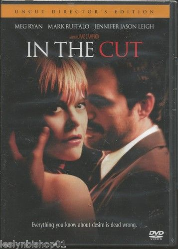 IN THE CUT DVD 2004 Unrated Version MEG Ryan Mark Ruffalo Director Jane C | eBay