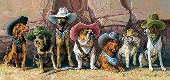 The Magnificent Seven Dog Puzzle