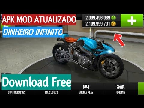 Apk Mod Hack Traffic Rider Download Gratis Dinheiro Money Infinito