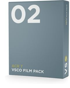 VSCO FILM 02 for Adobe Camera Raw 7 (CS6)