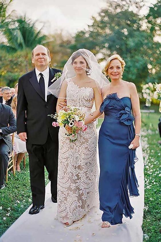 BONUS : Je donne la note de .... aux tenues des parents des mariés 👰🤵 1