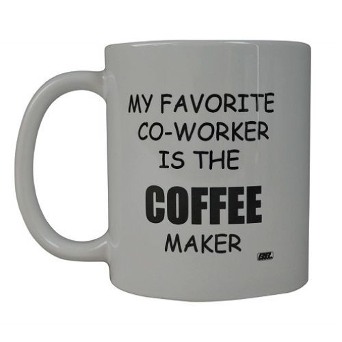 Details about  /Horrible Idea Coffee Mug Funny Gift Parent Teacher Boss Mom Dad Friend Co-Worker