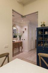 puerta cristal cocina proyecto de reforma amig standal reforma integral decoracin