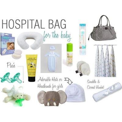 M, chroniques d'une nouvelle maman: Sac d'hôpital pour bébé