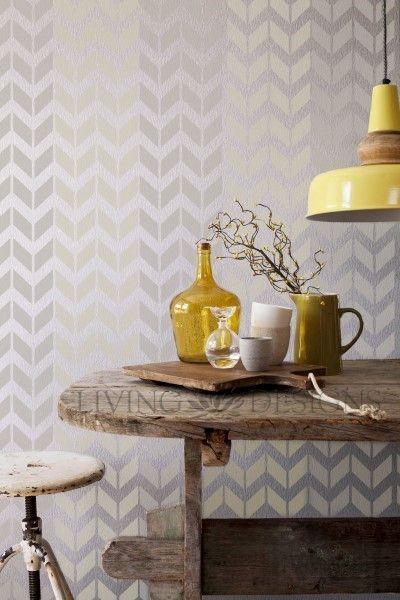 Plantilla decorativa para el dise o de interiores y pintar for Diseno de paredes para interiores