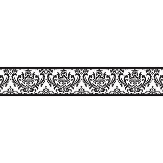 Overstock This Sweet JoJo Designs removable wallpaper border decal adds a  fun and colorful  Sweet. Wall Borders