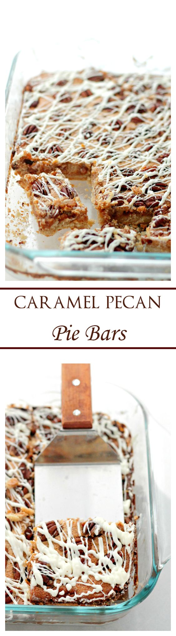 Caramel pecan pie, Caramel pecan and Pecan pie bars on Pinterest