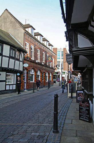 Friar Street, Worcester