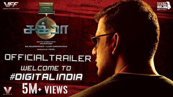 Chakra Trailer 5.4M Views