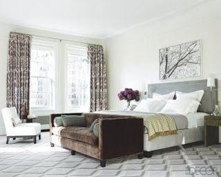 Love the textures. Especially the carpet