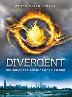 Divergent #1 by Veronica Roth