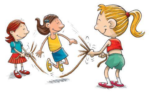 Profª: Ivani Ferreira: Planejando atividades de pular corda!!!