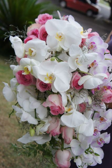 Mix Orquideas, Tocados Flores, Todo Boda, Flores Naturales, Rosas, Bagatela, Ramos, Bouquet Mix, All Wedding