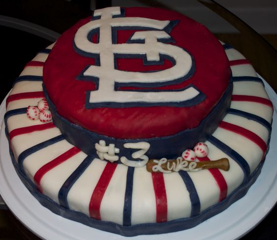 Cardinals, Birthday Cakes And Birthdays On Pinterest
