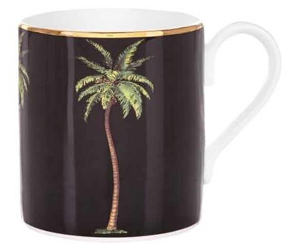 Halcyon Days, Palm Tree Coffee Mug, Unisex