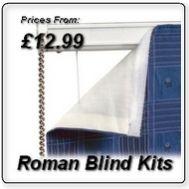 Roman Blinds Kits
