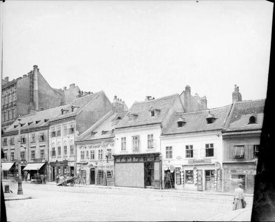 Lerchenfelderstraße 1903