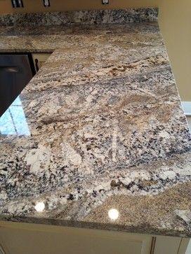 Persian Treasure Granite Home Design Kitchen