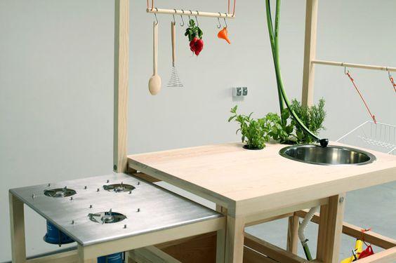 mobile hospitalityu0027 by chmararosinke portable kitchen and dining - mobile kuche chmara rosinke neuer wohnstil