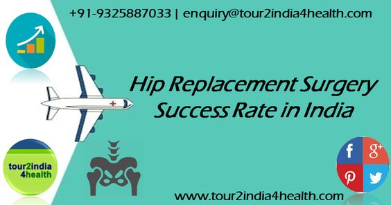 Hip replacement surgery India