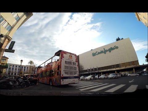 Sevilla avenida torneo y alameda de hércules . HD