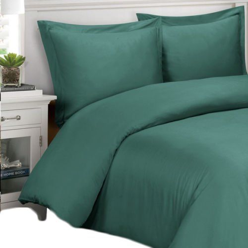 Amazon Com Silky And Soft Bamboo Duvets 100 Viscose From Bamboo Duvet Cover Set Teal 3 Piece King C Duvet Cover Sets King Size Duvet Covers Bed Sheet Sets
