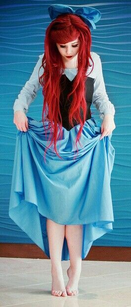 ariel human cosplay - Google Search: