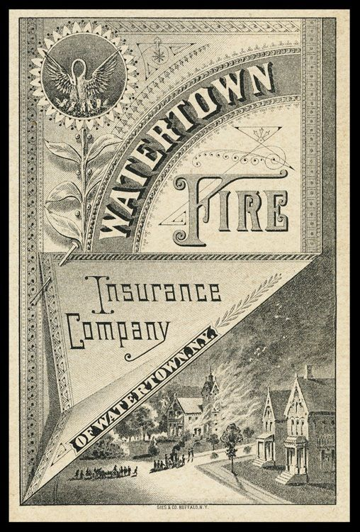 Watertown Fire Insurance Company