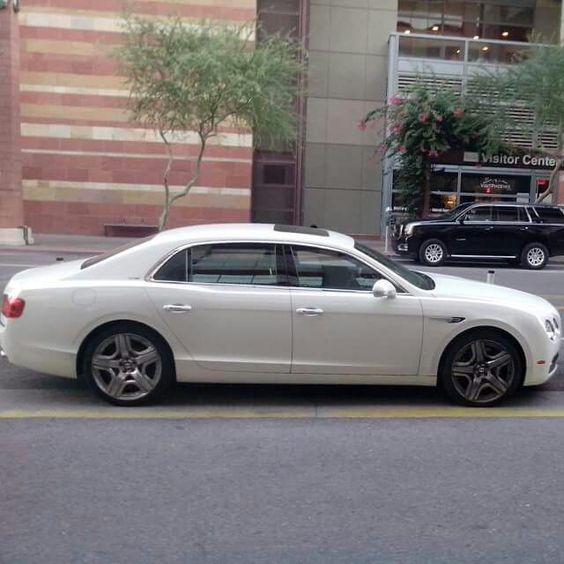 Bentley..