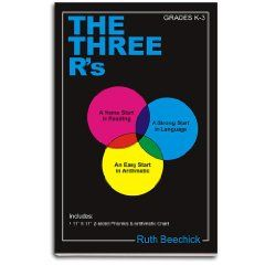 The Three R's.  Three resources in one READING, WRITING, and ARITHMETIC  Great for Homeschooling