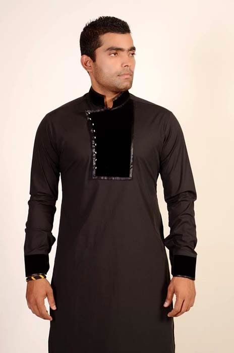 Grey Edenrobe Kurta Design