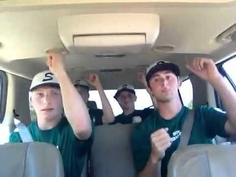 Check out my nephews and their baseball team! Nice job guys - way better than Harvard! Call Me Maybe - Sonoma American Legion baseball