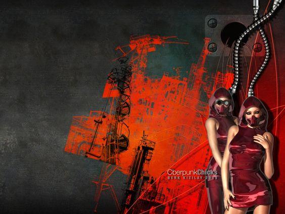 cyber punk | Free cyberpunk chicks Wallpaper - Download The Free cyberpunk chicks ...