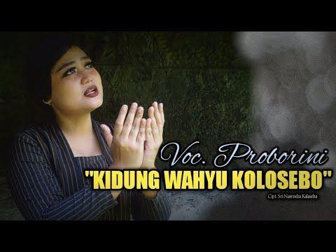 Kidung Wahyu Kolosebo Cipt Sri Narendra Kalaseba Cover By