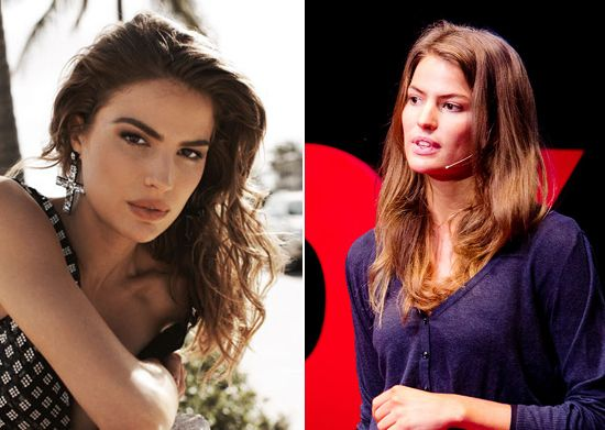 Model Cameron Russell gives the real story behind six of ...