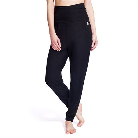 Pantalon de yoga encre Taille L
