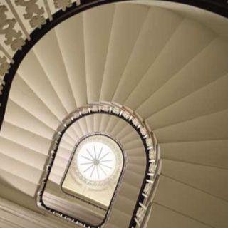 Hotel monaco dc staircase #dcstylesyndicate