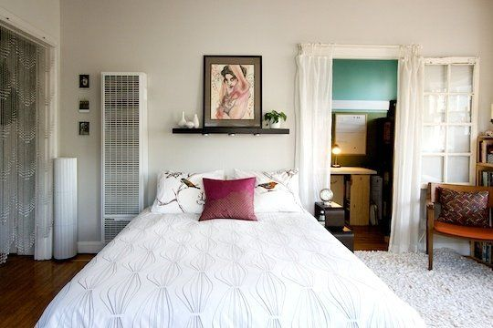 Bay Area Bedrooms: San Francisco Studios & Studio Lofts