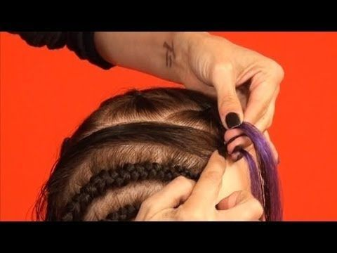 10+ How to braid to the scalp step by step ideas