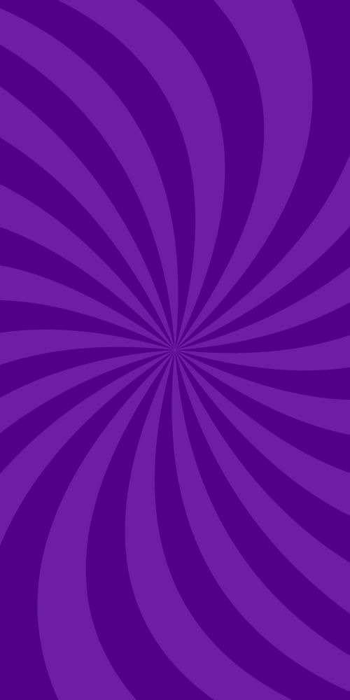 Abstract Spiral Background From Dark Purple Curved Ray Stripes