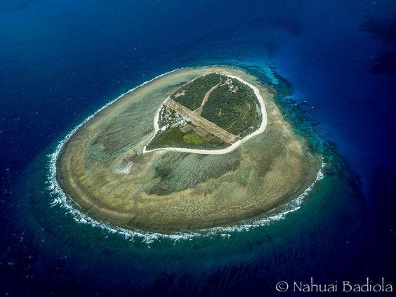 Lady Elliot Island desde el Aire