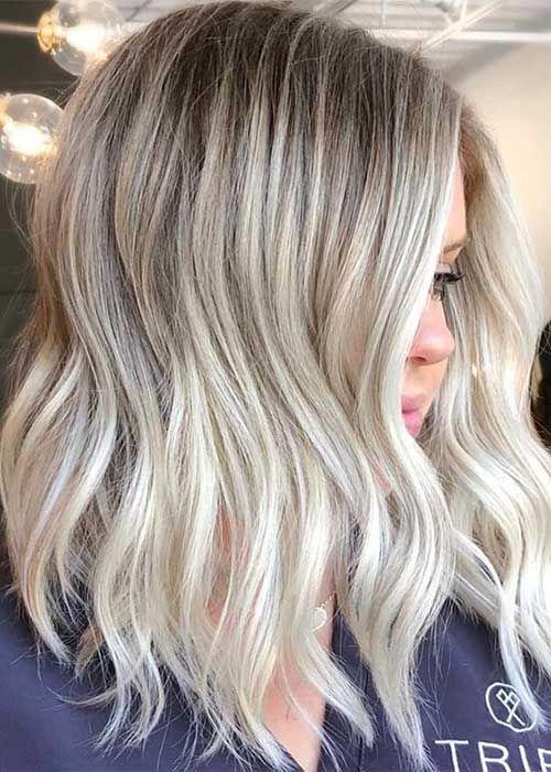 19 Short Blonde Hairstyle Kurze Blonde Frisuren Kurze Blonde Haare Blonde Haare