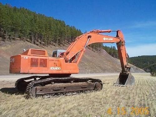 Hitachi Ex400 5 Excavator Service Repair Workshop Pdf Manual Hitachi Excavator Manual